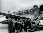 1962 - Arrivo Turisti Americani e Francesi