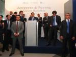 Il Presidente dell'Enac Dr. Vito Riggio interviene alla conferenza stampa