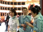 Volo Korean Air - conferenza Teatro Massimo