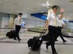 Volo Korean Air - piloti